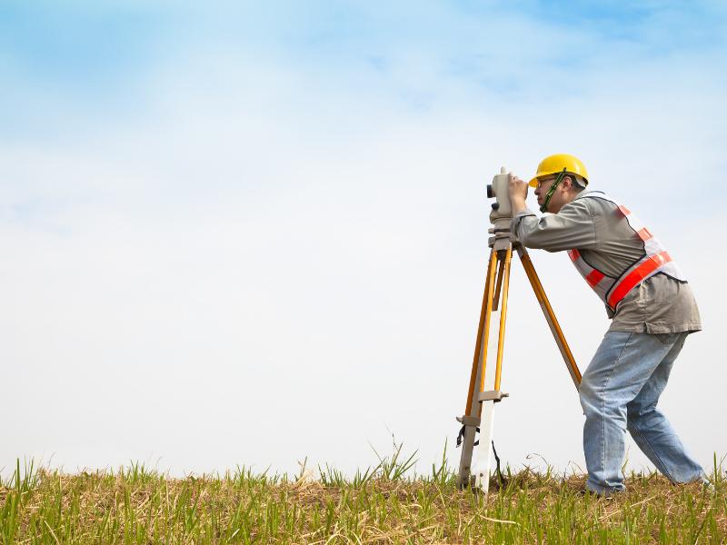 Surveying Alan Traynor